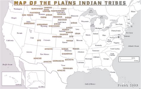 map us indian tribes plains americans twenty tens take on americans