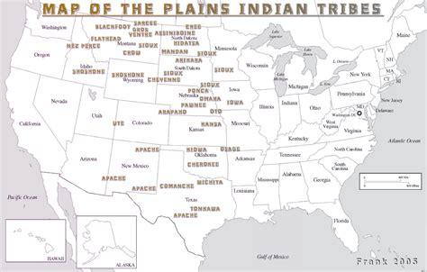 american tribes colorado map plains americans twenty tens take on americans