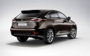 Lexus Rx 530 Lexus Rx 350 2013 Widescreen Car Wallpapers 02 Of