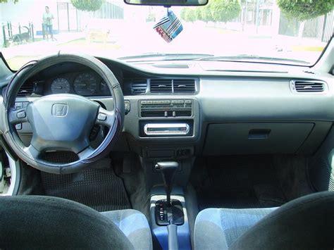 Honda Civic 1994 Interior by 1994 Honda Civic Ex Car Interior Design
