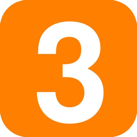 three s blue number 3 clip art at clker com vector clip art