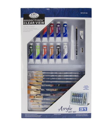 acrylic paint large quantities clearview large acrylic painting set jo