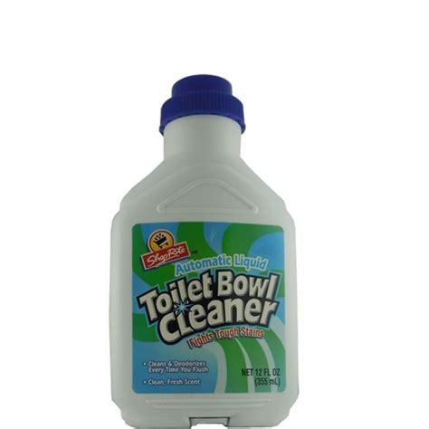 automatic liquid toilet bowl cleaner