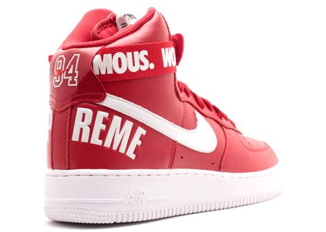 nike air 1 high supreme air 1 high supreme sp quot supreme quot nike 698696 610