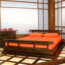 Traditional Chinese Bedroom - memory foam mattresses with japanese platform beds asian furniture blog