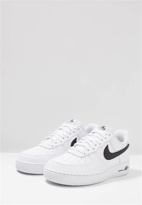 sneaker nike damen air force   whiteblack eremea