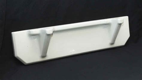 white porcelain bathroom shelf olde good things