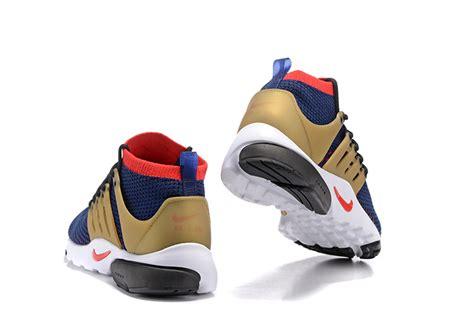 xu shoes nike air presto flyknit ultra nsw running usa olympic navy