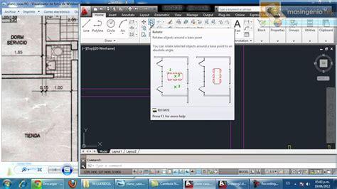 curso de autocad gratis parte 01 hacer plano de una casa curso de autocad gratis parte 03 hacer plano de una casa