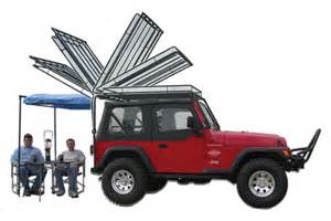 roof top jeep roof top cargo carrier