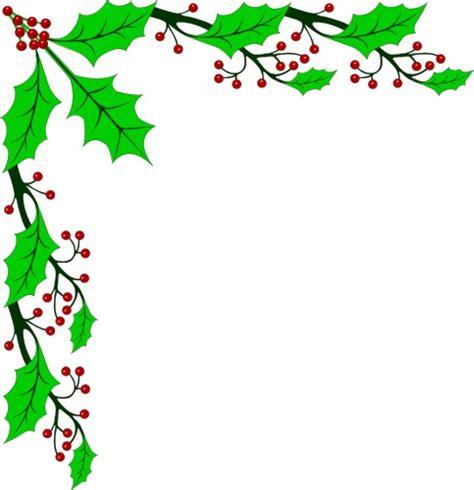 printable clip art holiday borders clip art free 107321