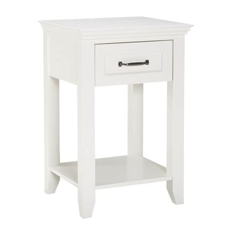 white night tables for bedroom hton bedside table pbteen