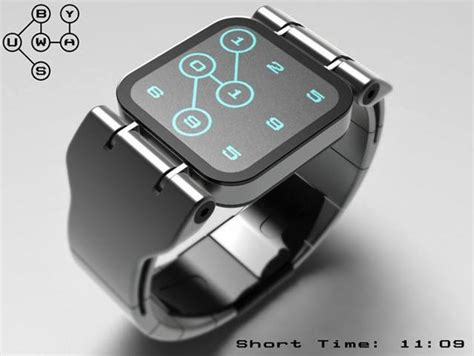 Jam Tangan Shape Simple Design 15 awesome watches and coolest designs part 3