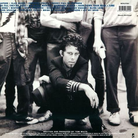 tom waits dogs your are like dogs going to the s by tom waits like success