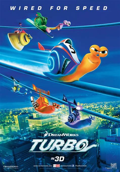 Turbo movie review ? Quick, go watch it!   Minority Review