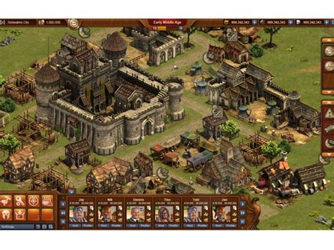 forge of empires building layout forge of empires review web game 360