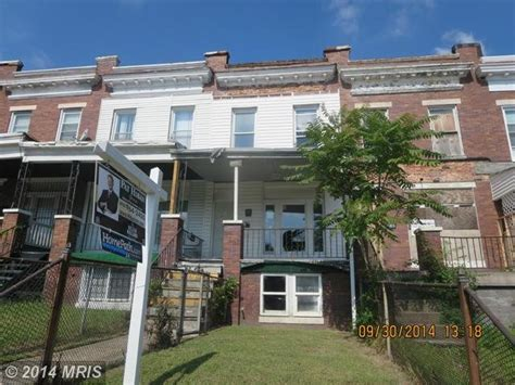 3414 edmondson ave baltimore maryland 21229 reo home