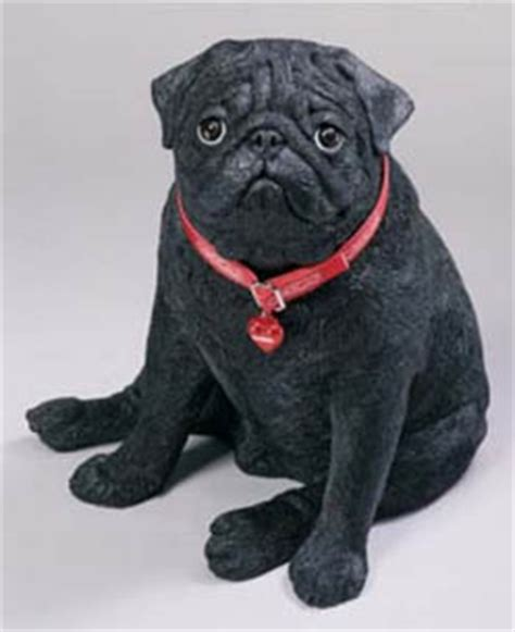 pug statues size pugs dogbreed gifts pug figurines sculptures