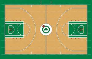 Outdoor Basketball Court Template by Paintcad Drawings Stock Architecture And Design