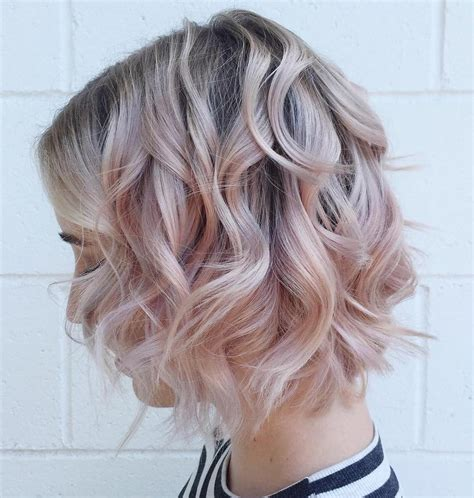 Hairstyles For Thin Wavy Hair by 70 Darn Cool Medium Length Hairstyles For Thin Hair
