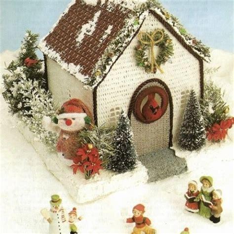 free crochet pattern gingerbread house 17 best images about crochet gingerbread house on