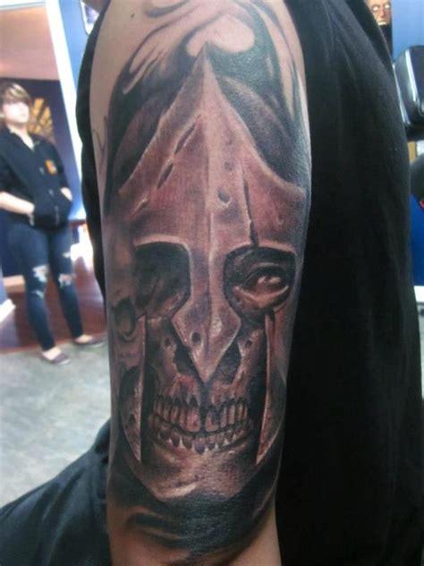 spartan tattoos