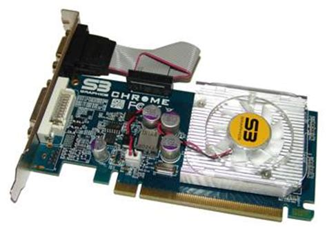 s3 chrome 430 gt graphics card – geeks3d