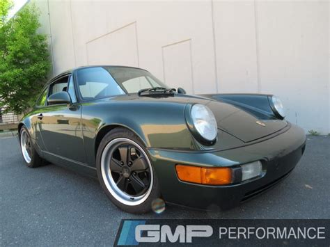 Porsche 964 Felgen by Porsche 964 With 17 Inch Fuchs Wheels From Gmp Performance
