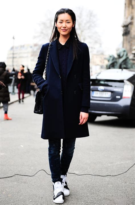 Style Liu by Liu Wen Style Coats Colors And The