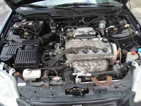purchase used 1998 honda civic hx 4 cyl 1 6l engine gas