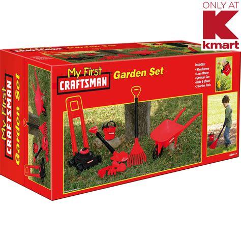 Kmart Lawn And Garden by Craftsman Garden Set Toys Pretend