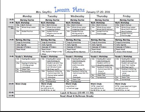 1st grade lesson plan template lesson plan exles for 1st grade sle lesson plan