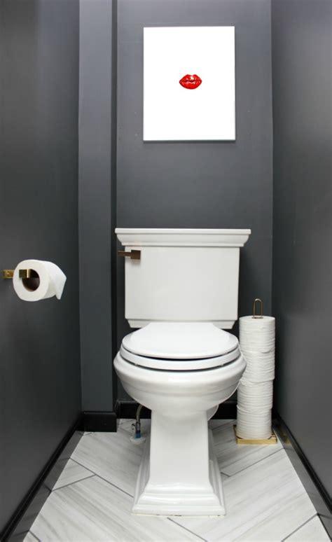 black master bathroom black gray and brass master bathroom remodel