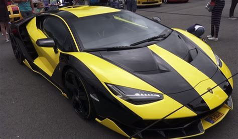 yellow and black lamborghini black and yellow lamborghini centenario s screaming revs