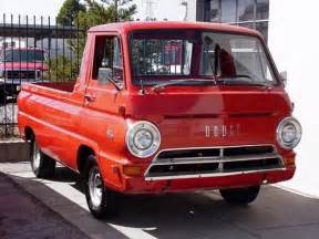 Dodge A100 Truck Obsession Dodge A100 Truck A Continuous Lean