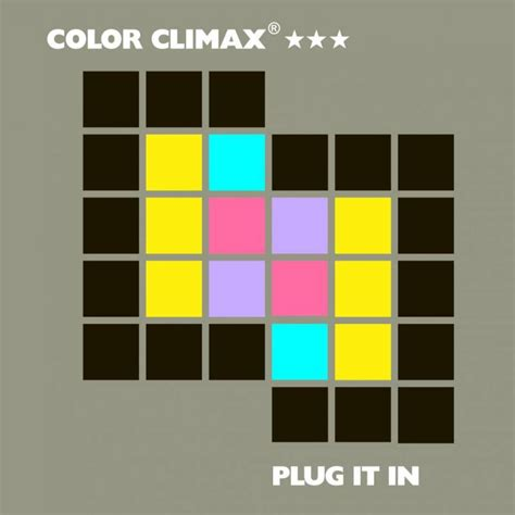color climax it in color climax kudos records