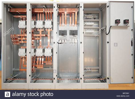 electrical power switchboard for electrical protection and