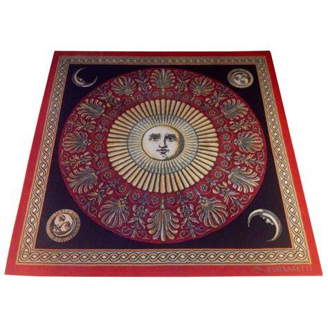 Fornasetti Rug fornasetti rug for sale at 1stdibs