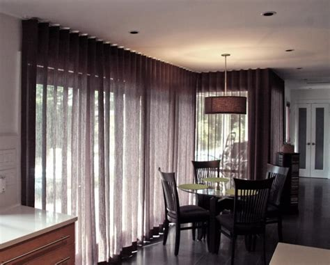 Beautiful Curtains For Large Living Room Window #3: Modern-Window-Treatments-Curtains.jpg