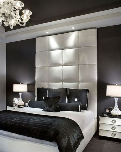27 Jaw Dropping Black Bedrooms (Design Ideas)   Designing Idea