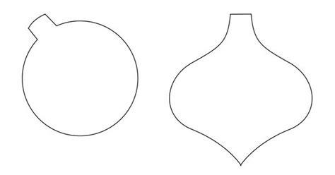 christmas ornament shapes to print printable ornament shapes stz free tag label up printables templates