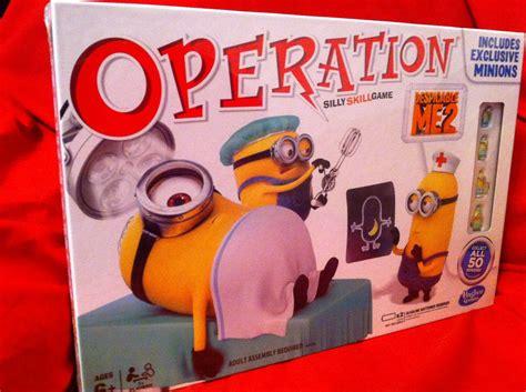 imagenes de minions juguete juego de mesa operando mi villano favorito minion juguete