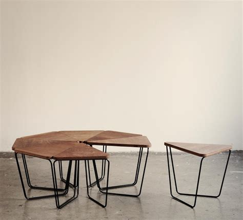 log triangular modular table fractals how to make a classic spanish sangria nesting tables