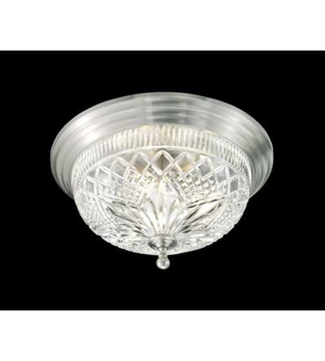 Waterford Lighting Fixtures Waterford Silver Beaumont Ceiling Fixture 849 285 09 00