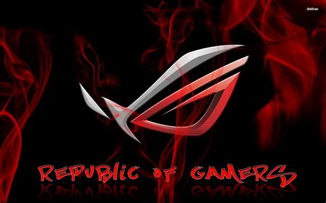 gamers republic wallpaper republic of gamers wallpaper 256068