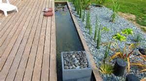 bac poisson jardin bac a poisson jardin 4 cr233er un bassin contemporain dans votre jardin digpres