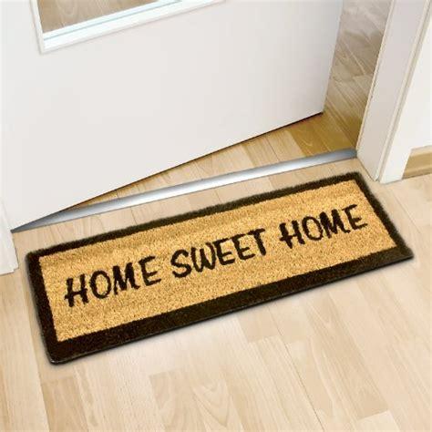 tappetino ingresso relaxdays tappetino da ingresso zerbino con la scritta