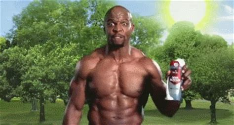 Terry Crews Old Spice Meme - terry crews gif find share on giphy