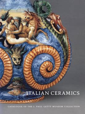 G Ci Ceramic Series italian ceramics catalogue of the j paul getty museum