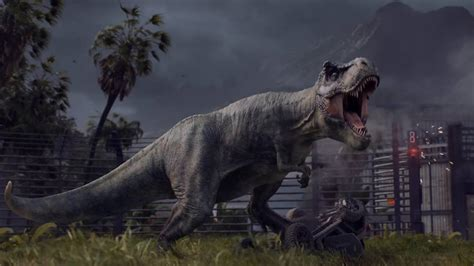Jurassic World 5 jurassic world evolution announcement trailer box office buz